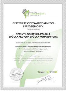 certyfikat odpowiedzialnego przedsiebiorcy